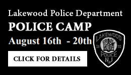 Lakewood Police Camp